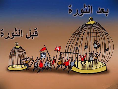 العرب وكذبة الربيع العربي