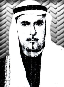 الشيخ عبود الهفل شابا